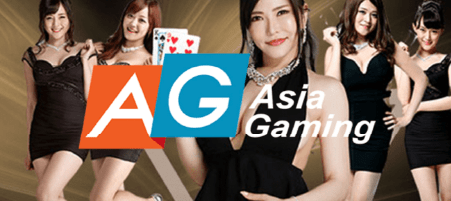 AG Asia Gaming Online casino Game Malaysia