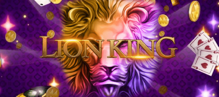 LION KING Online casino Game Malaysia